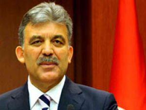 Cumhurbaşkan Gül Nevruz kutlamalarında Türk bayrağı olmamasına yazılı açıklama yaptı