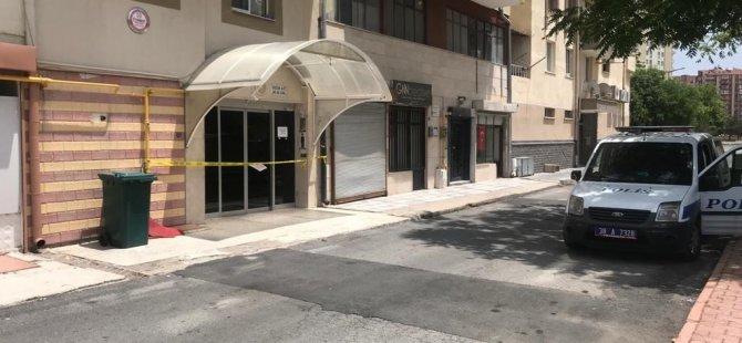 Erkilet Ertuğrulgazi'deki  apartman karantinaya alındı
