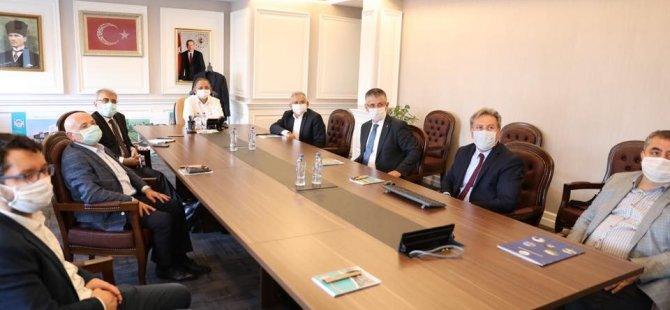 Palancıoğlu, Melikgazi'de yaplan ve yapılacak olan projeleri anlattı