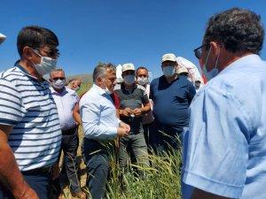 """""""Talas Belediyesi çiftçi için her türlü desteği verecektir"""""""