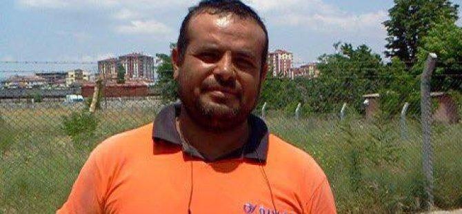 Forklift kazasında yaralanan Dündar Özden hayatını kaybetti