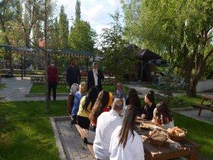 Bünyan Belediyesi'nden restoran ve kafe hizmeti