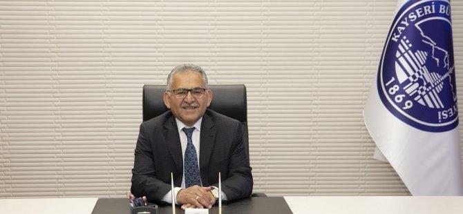 Başkan Büyükkılıç'tan YKS'de ücretsiz ulaşım açıklaması