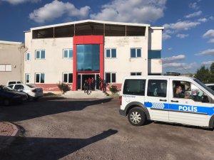Kayseri Organize Sanayi'de çalışan muhasebeci, odasında hayatını kaybetti