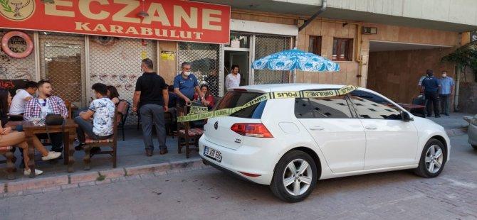Sahabiye'de bir kafede Serseri kurşun 1 kişiyi yaraladı