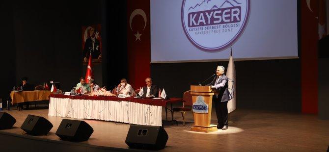 KAYSER A.Ş 2019 yılı Olağan Mali Genel Kurulunu Yaptı