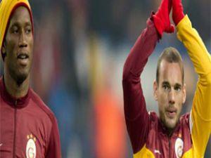 Drogba ve Sneijder'in en çok tükettikleri türk yemekleri