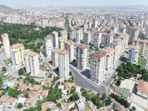 Melikgazi Belediyesi 96 adet dairesini satışa sundu