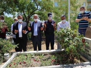 Develi'de 15 Temmuz'un 4. senesinde şehitler dua ve ziyaretlerle anıldı