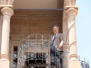 Başkan Palancıoğlu ölüm yıldönümünde Mimar Sinan'ı andı