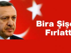 Hollanda'da Başbakan Recep Tayyip Erdoğan'ın konvoyuna çirkin bir saldırı düzenlendi