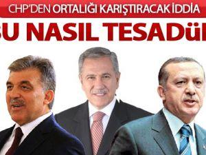 CHP'li Özcan: Bu Nasıl Tesadüf?