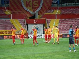 Hes Kablo Kayserispor, Süper Lig'e veda etti