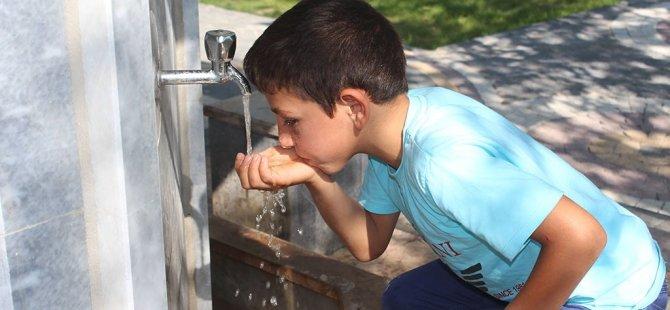 Yeşilhisar içmece suyu şifa dağıtıyor