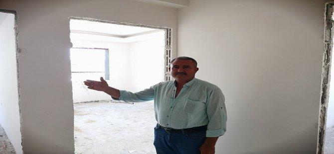 MFYoka İnşaat Projelerine Hız Kesmeden Devam Ediyor