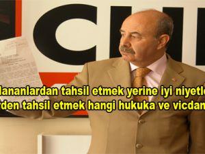 Kayseri CHP İl Başkanı Sadık Atila: