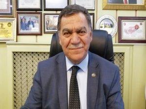 Başkan Mustafa Alan'dan Kurban Bayramı mesajı
