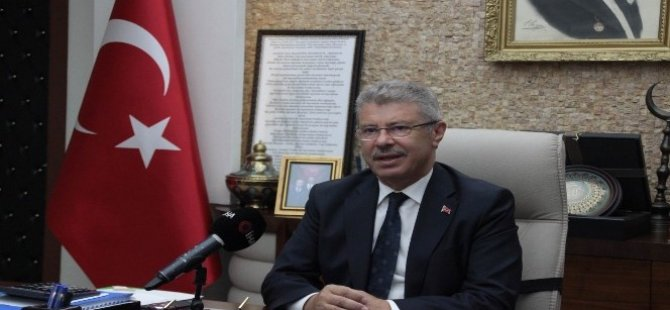 Kayseri Pancar Ekicileri Kooperatifi Yönetim Kurulu Başkanı Akay;