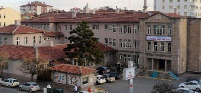 Kocasinan Muhtarı Gerçel,Sahabiye'de 104 ev karantinaya alındı