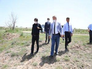 Palancıoğlu,OSB'de seri ve güvenli ulaşım sağlanacak