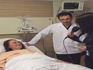 Yozgat'ta Kalp Krizi Geçiren Hasta Dünya Hastanesi'nde Sağlığına Kavuştu