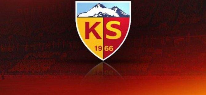 Kayserispor'un 2020-2021 Fikstürü