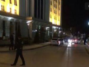 Ankara'da bulunan AK Parti Genel Merkezi'ne Roketli Saldırı