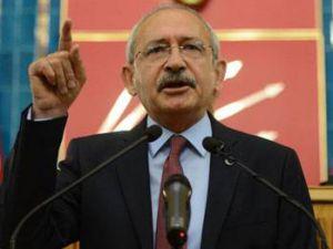 CHP Genel Başkanı Kemal Kılıçdaroğlu Tüm milletime söz veriyorum