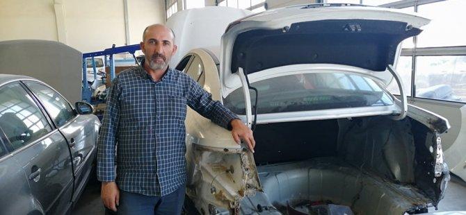 Kayseri Otomotiv Ömrü Odakır Röportajı