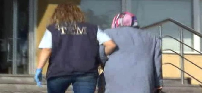 Kayseri'de FETÖ'nün gaybubet evine operasyon: 2'si kadın 3 gözaltı