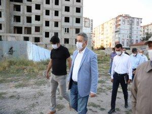 Başkan Palancıoğlu Gülük mahallesi'nde