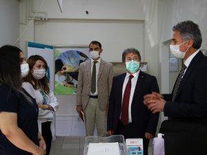 Sağlık Bakanlığı Kayseri'deki Filyasyon Çalışmalarını Başarılı Buldu