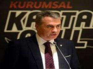 Beşiktaş Kulübü Başkanı Fikret Orman, Beşiktaşlılara üzücü bir haberi verdi