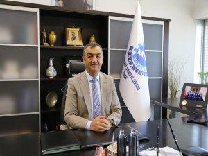 Kayso Başkanı Büyüksimitçi ilk bine giren Kayseri firmalarını kutladı