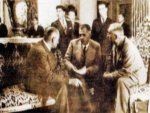 Mustafa Kemal Atatürk'ün sağlığında var olan mal varlığı ortaya çıktı:
