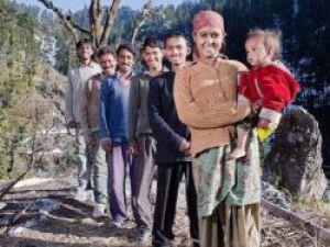 Verma isimli kadının 5 kocası var: 5 kocası da birbiri ile kardeş