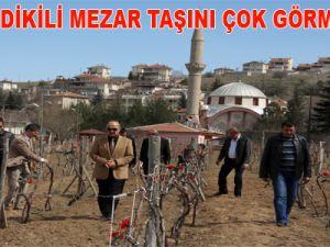 TALAS'TA 402 ŞEHİT MERHAMET BEKLİYOR