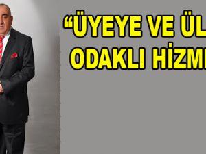 Kayseri Ticaret Odası Yönetim Kurulu Başkan Adayı: