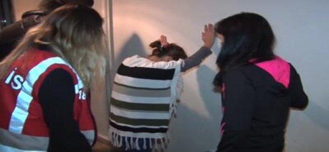 Kayseri'de rezidans'ta uyuşturucu satan 3 kişi yakalandı
