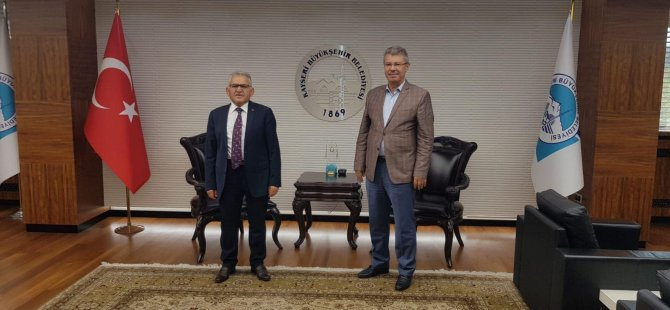 Akay, AK Parti İl Kongresi için başarı dileklerinde bulundu