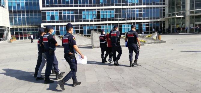 Kayseri'de 6 evden hırsızlık yapan 2 kişi yakalandı