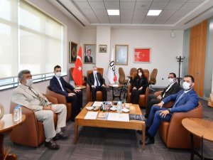 CHP Kayseri İl Yönetiminden Kayseri OSB'ye Ziyaret