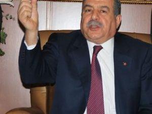 İçişleri Bakanı Muammer Güler