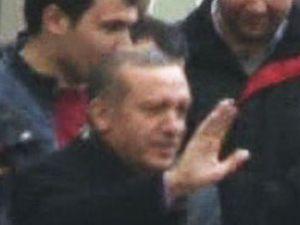 Başbakan Erdoğan yakın dostlarını biga ilçesinde ziyaret etti