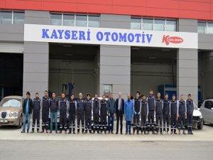 Kayseri Otomotiv Mevlid Kandiliniz Mübarek Olsun