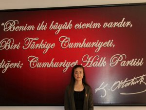 CHP Kayseri Gençlik Kolları İl Başkanı Albayrak'tan Cumhuriyet Bayramı mesajı