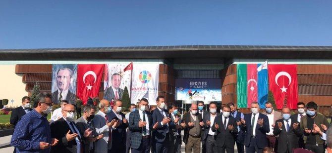 KAYSERİ'DE KUMSMALL AVM AÇILDI