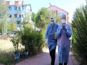 Kayseri'de karantina kurallarını ihlal eden kişiye hapis istemiyle dava açıldı