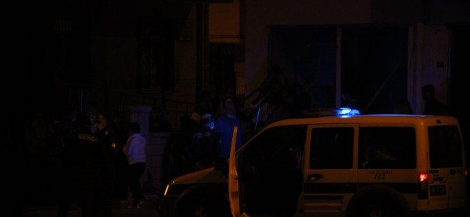 Battalgazi'de düğün evi polis ekipleri tarafından dağıtıldı