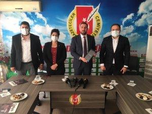 MHP Melikgazi İlçe Başkanı Askıda Tablet Başlattı